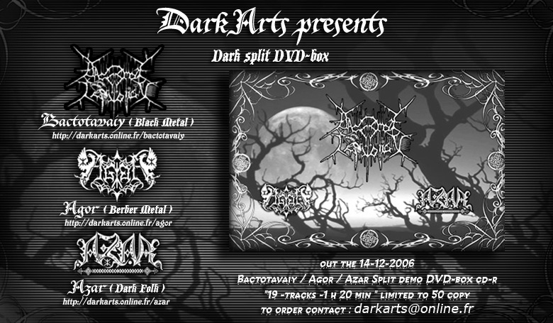 DARKSPLIT v.1 ----- 3 way split 2006